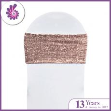 Shinning Sequin Chair Band
