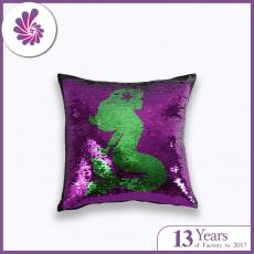 Mermaid Sequin Cushion Covers