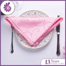 Polyester  Jacquard  Table Napkins