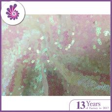 Iridescent Sequin  Fabric