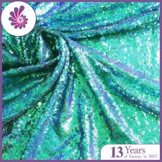 Sparkling Iridescent Sequins 51 inches wide
