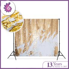 Two Color Changed Shimmer Reversible Sequin Backdrops