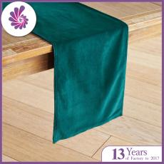 Home Decoration Velvet Table Runners