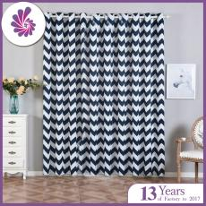 Printing Design Living Room Curtains