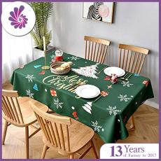 Christmas Rectangle Table Cloth - 55x86